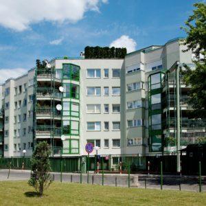 budynek apartamentowy przy ul. Bielawskiej