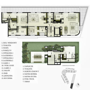 PLAN  penthouse NR 1 ASŻ